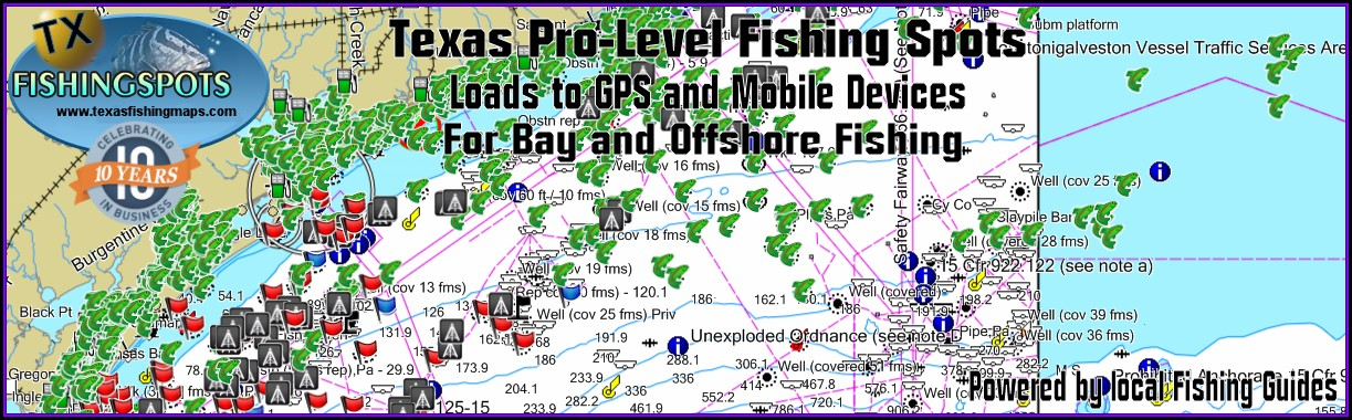 Fishing Maps For Ipad