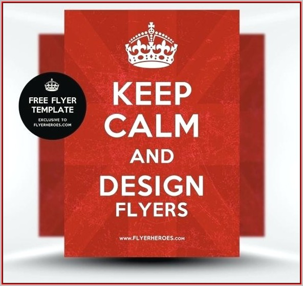 Free Flyer Templates Online