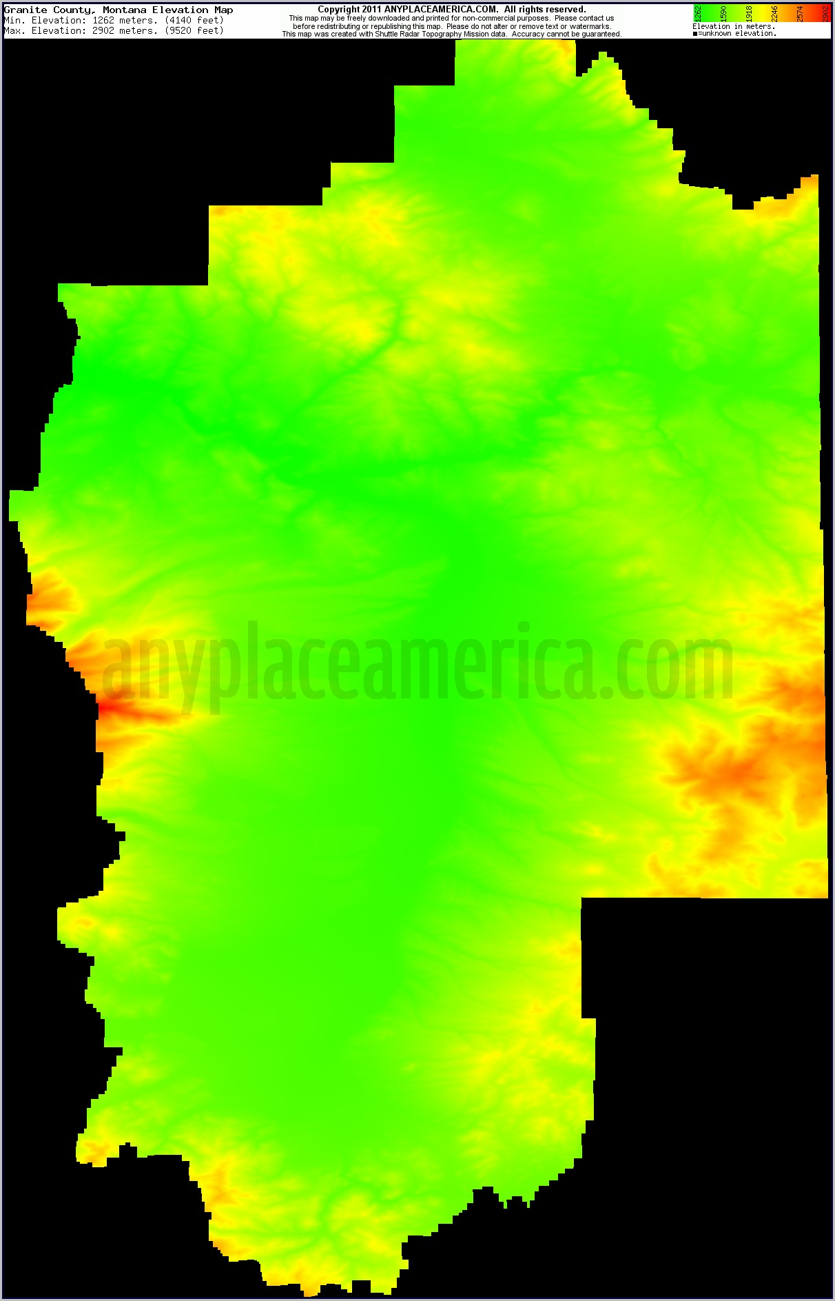 Montana Topo Maps Free