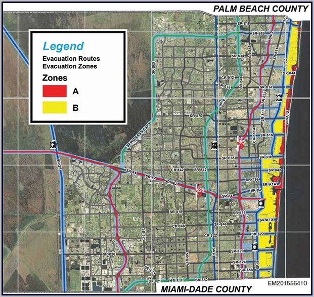 Naples Florida Flood Zone Map