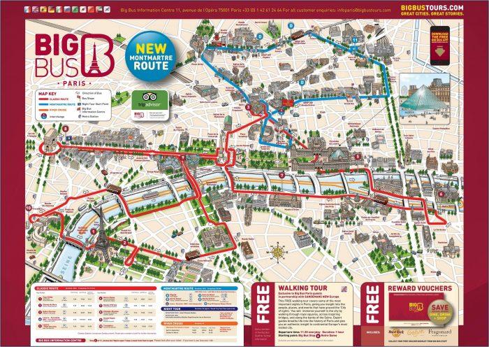 Rome Hop On Hop Off Route Map Pdf