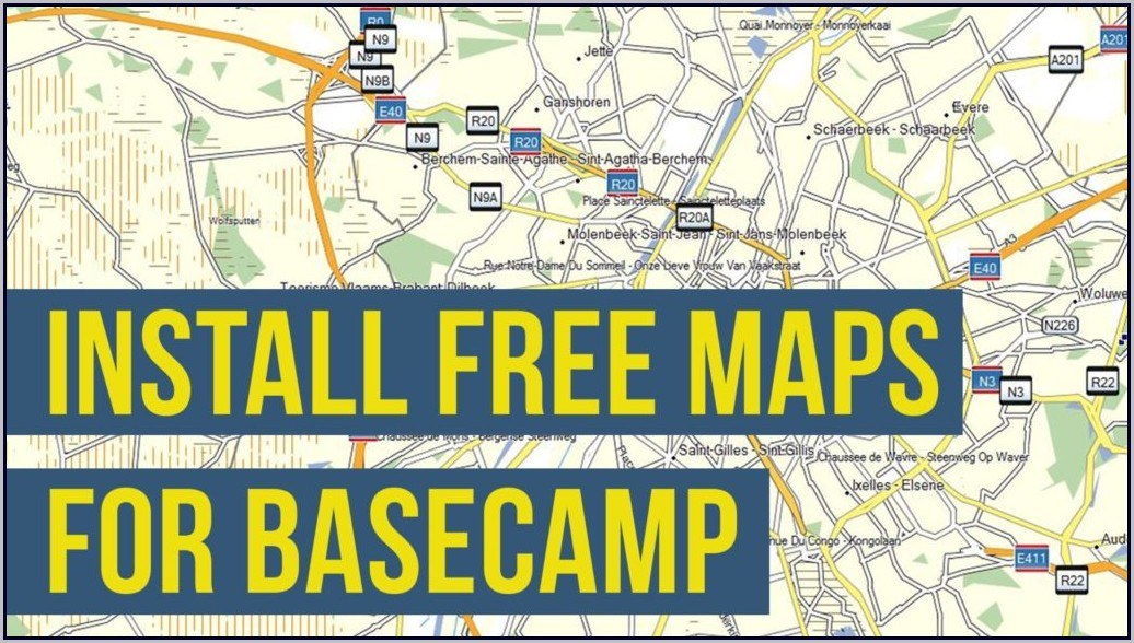 Topo Maps For Garmin Basecamp