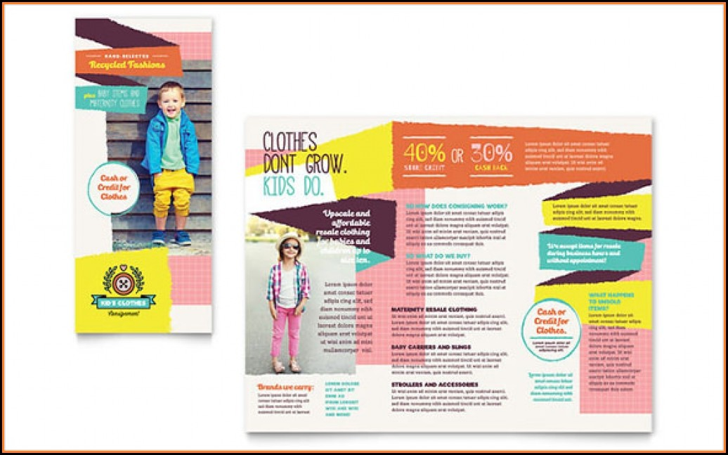 Free Ms Word Brochure Templates Download