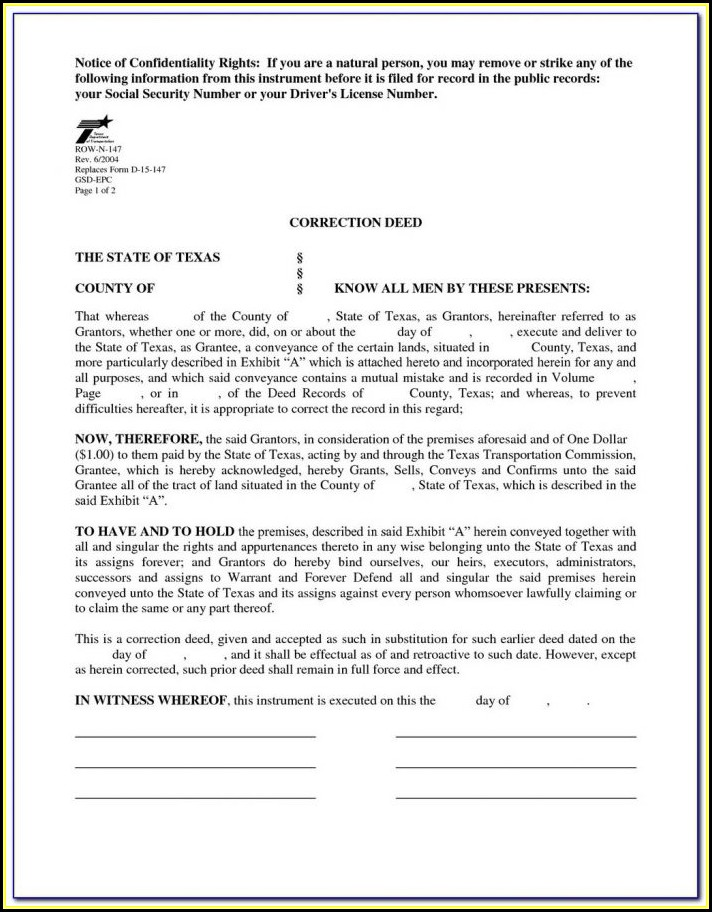 Grant Deed Form California Alameda County