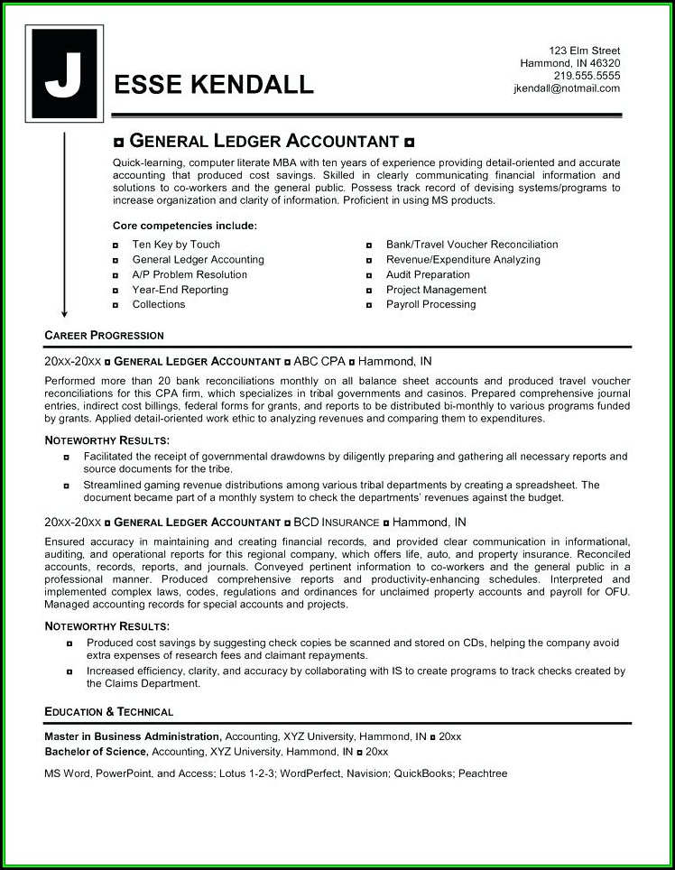 Netsuite Administrator Resume