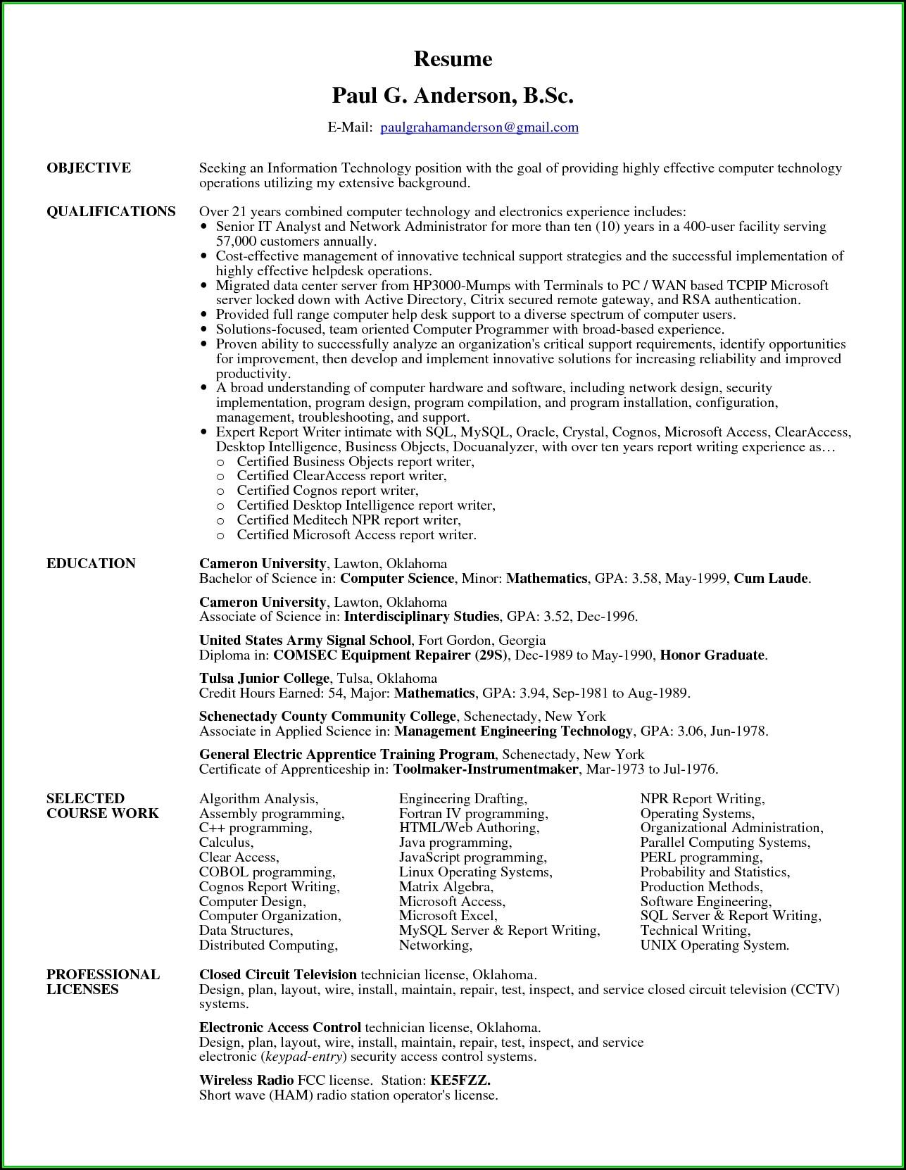Professional Resume Writers Hackensack Nj