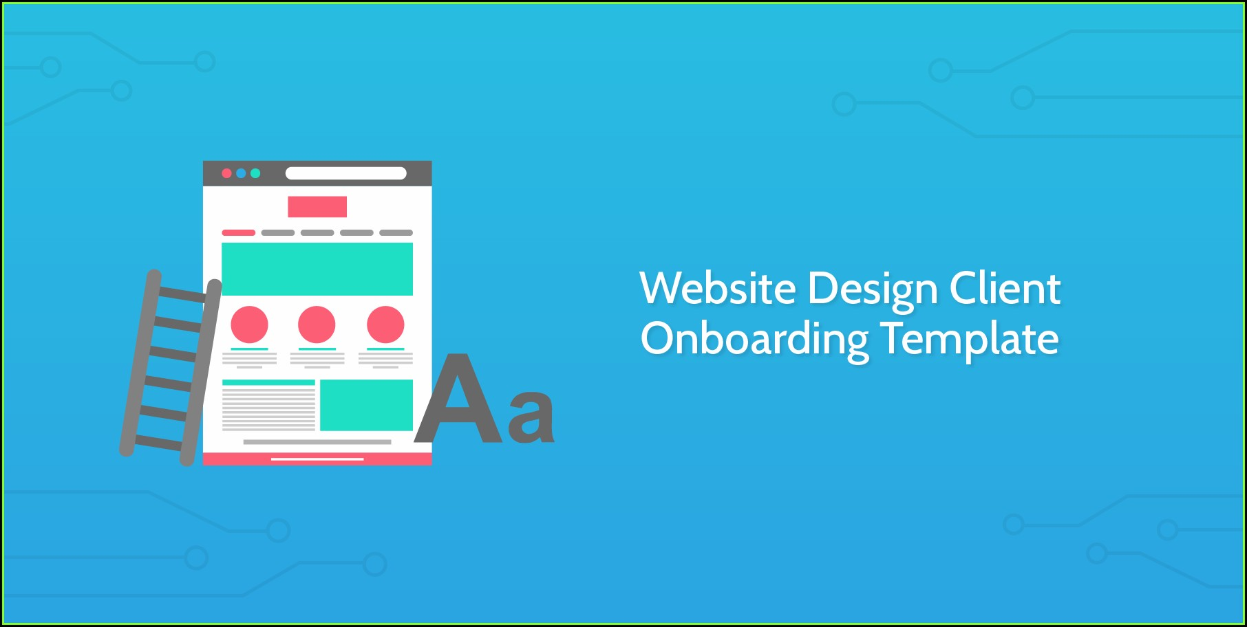 Client Onboarding Process Template