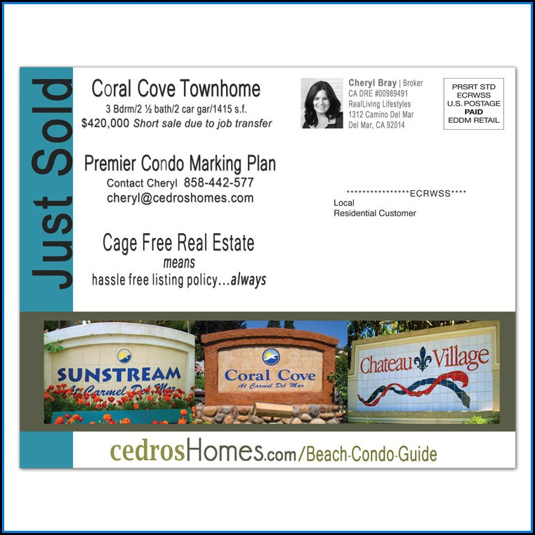 Every Door Direct Mail Design Template