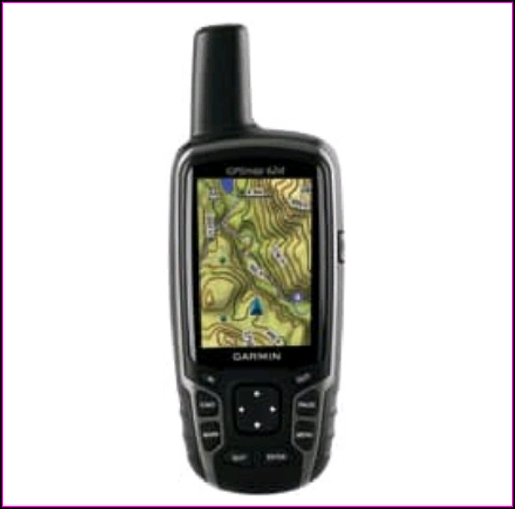 Garmin Gps Map 62 St