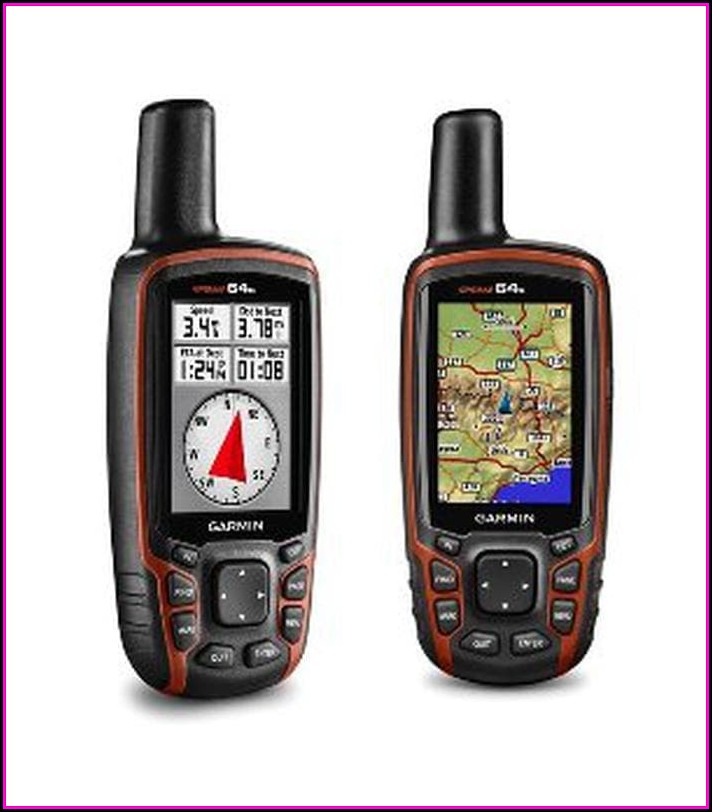 Garmin Gps Map 64s Sea