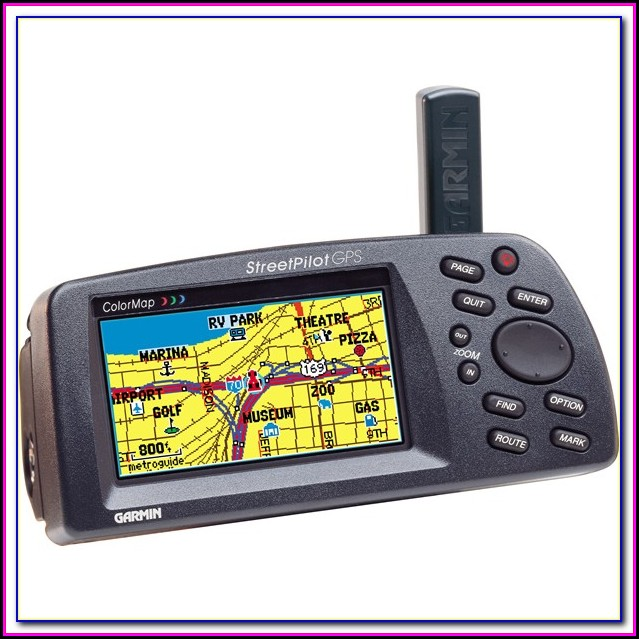 Garmin Streetpilot C580 Map Update