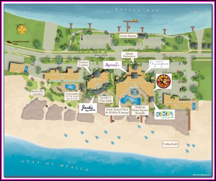 Google Maps Clearwater Beach Hotels