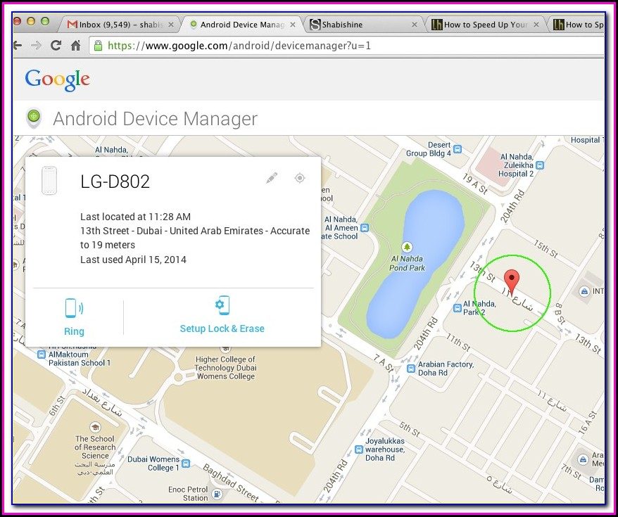How To Track A Cell Phone With Google Maps