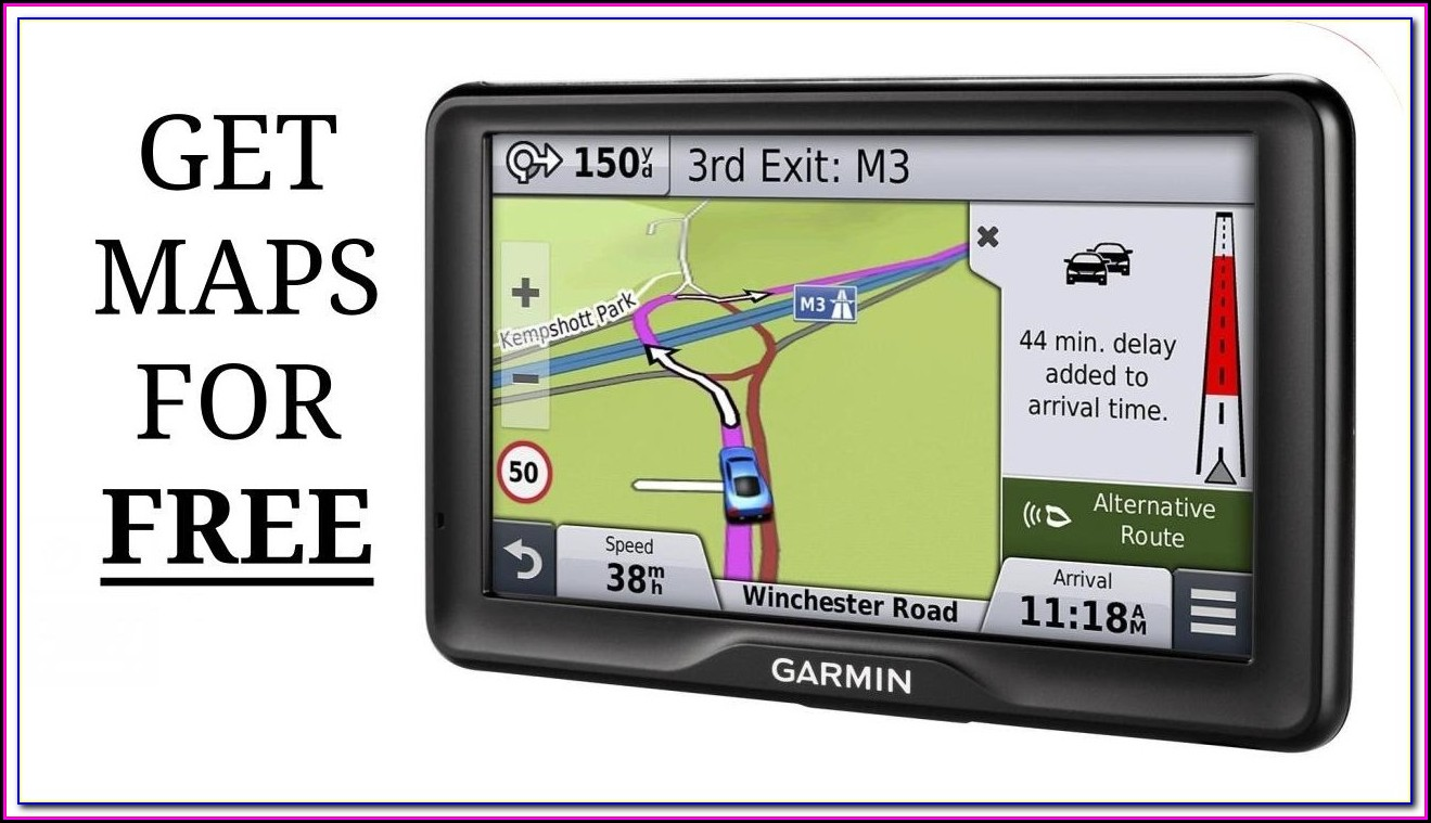 How To Update Maps On Garmin Nuvi For Free