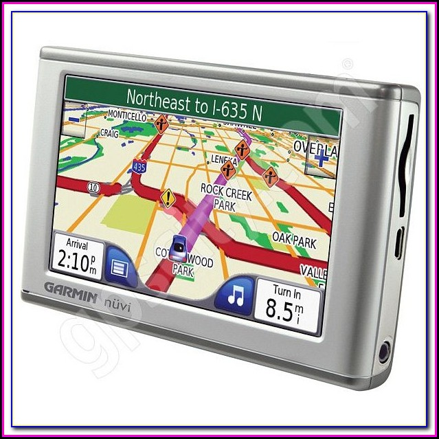 How To Upgrade Maps On Garmin Nuvi For Free