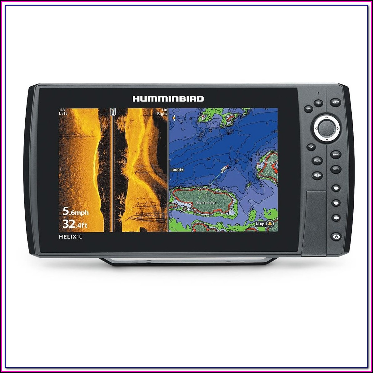Humminbird Gps Mapping Software