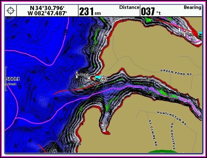 Humminbird Gps Maps Canada