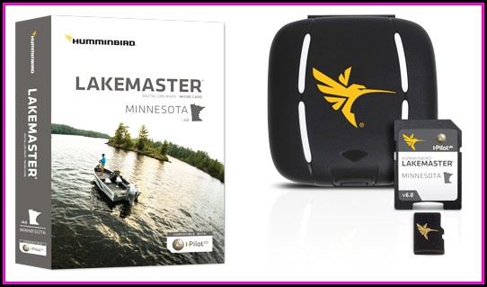 Lakemaster Maps Mn