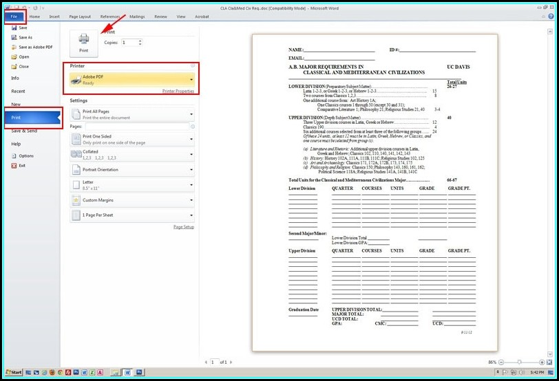 Make A Form Fillable Pdf