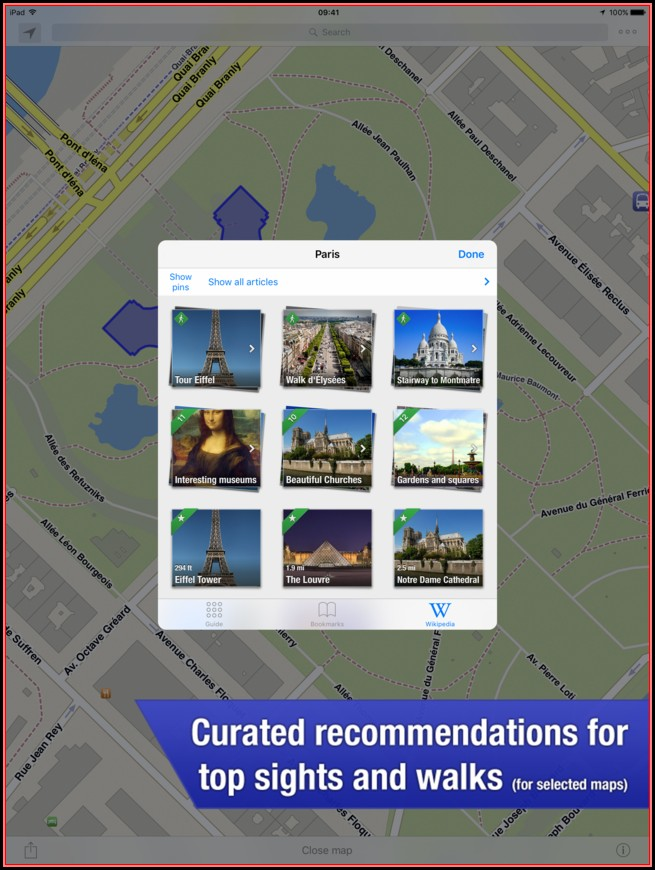 Maps App For Travelers