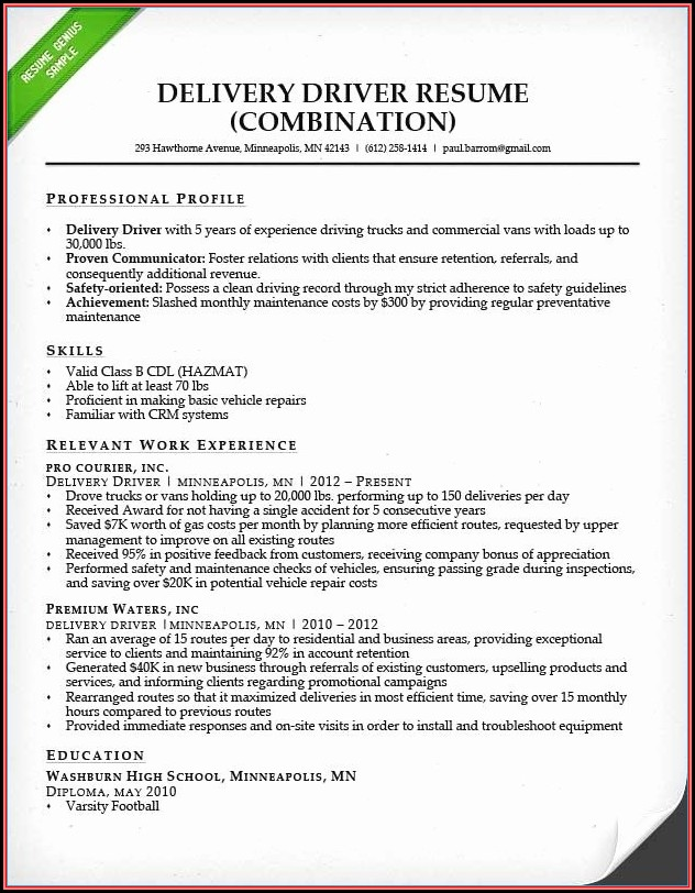 resume services nh