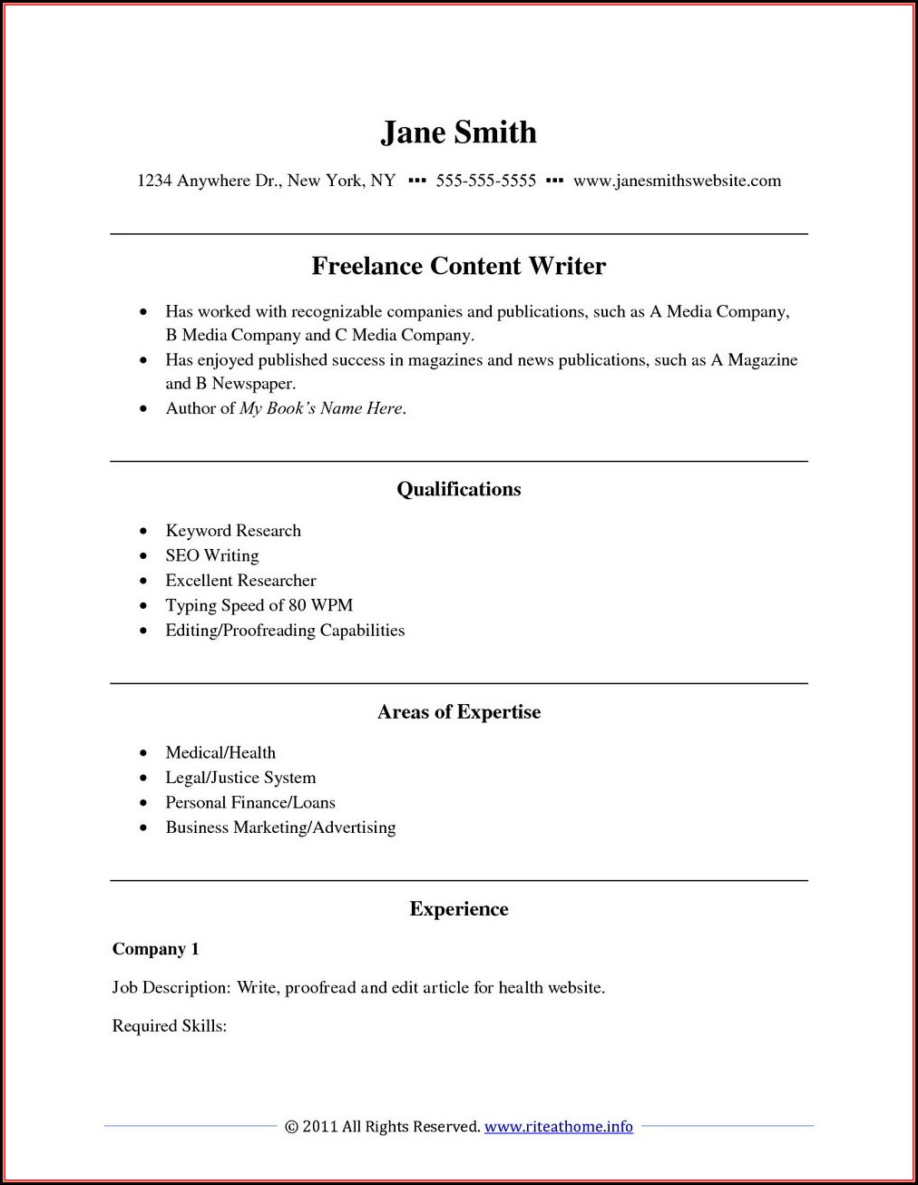 Upstate Resume & Writing Services Rochester Ny