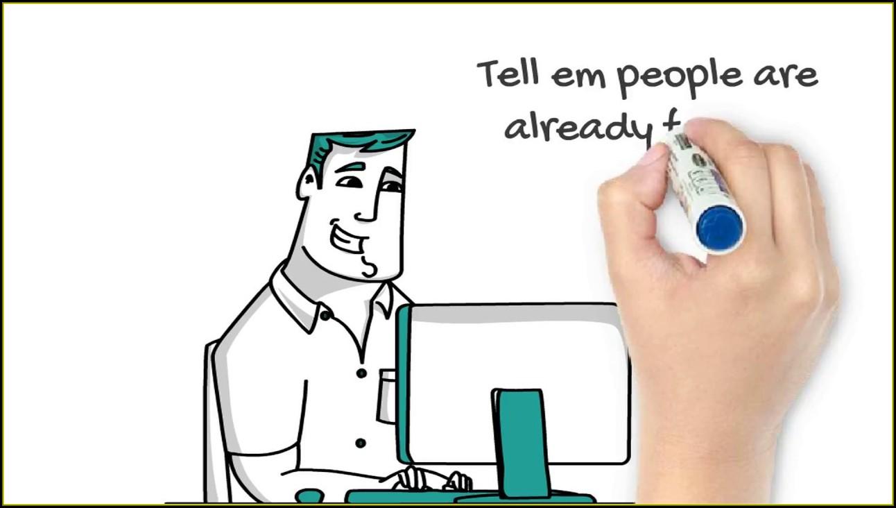 Whiteboard Explainer Video Template