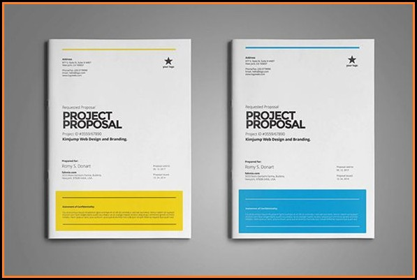 Free Proposal Template Ms Word