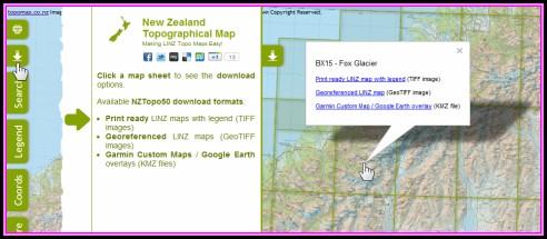Nz Topo Maps Garmin Free
