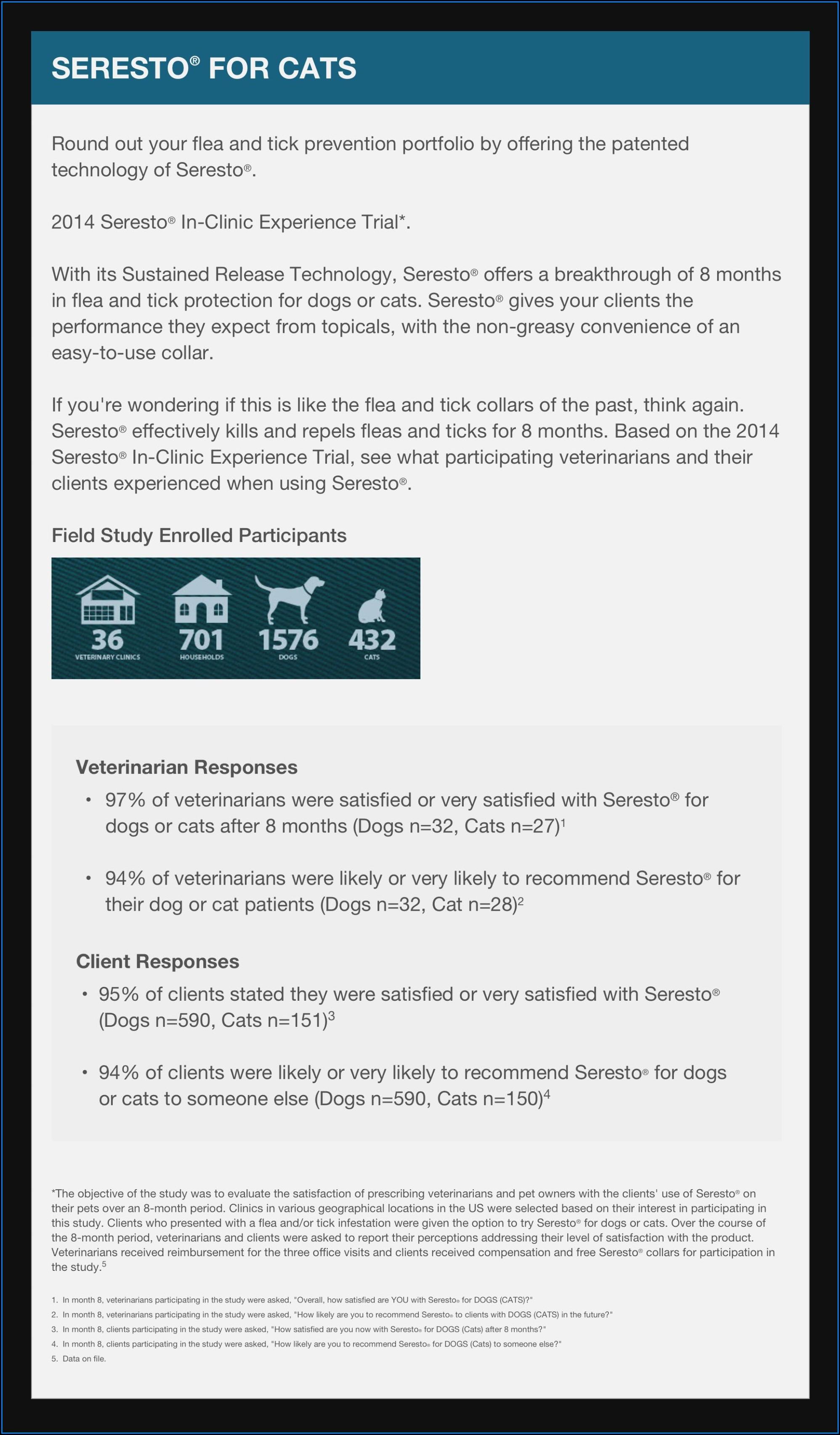 Seresto Rebate Form 2017