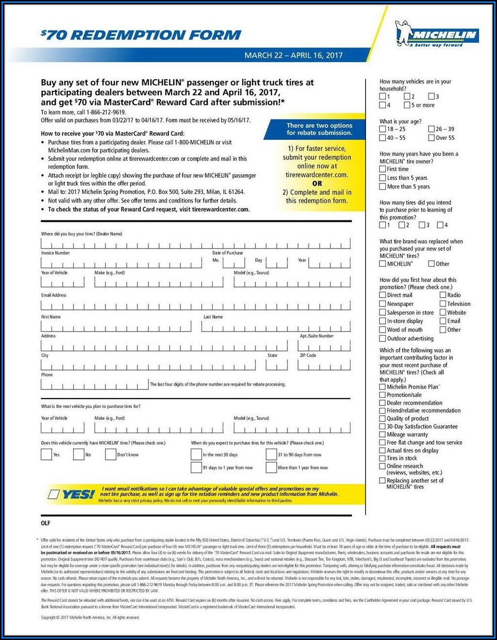 Seresto Rebate Form