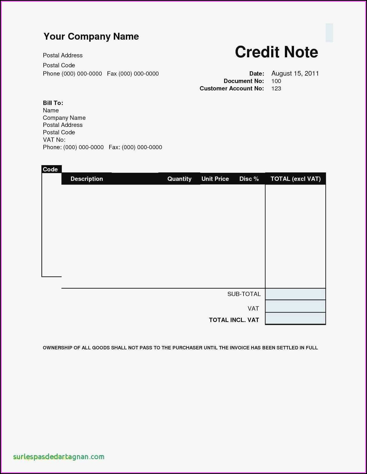 Avery Index Card Template 4x6