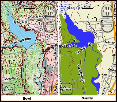 Garmin 24k Topo Maps Review
