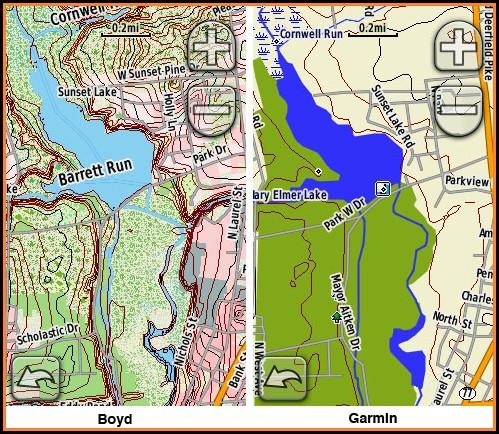 Garmin 24k Topo Maps Review