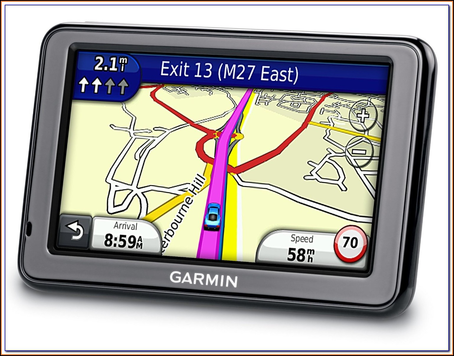 Garmin Chrysler Map Update