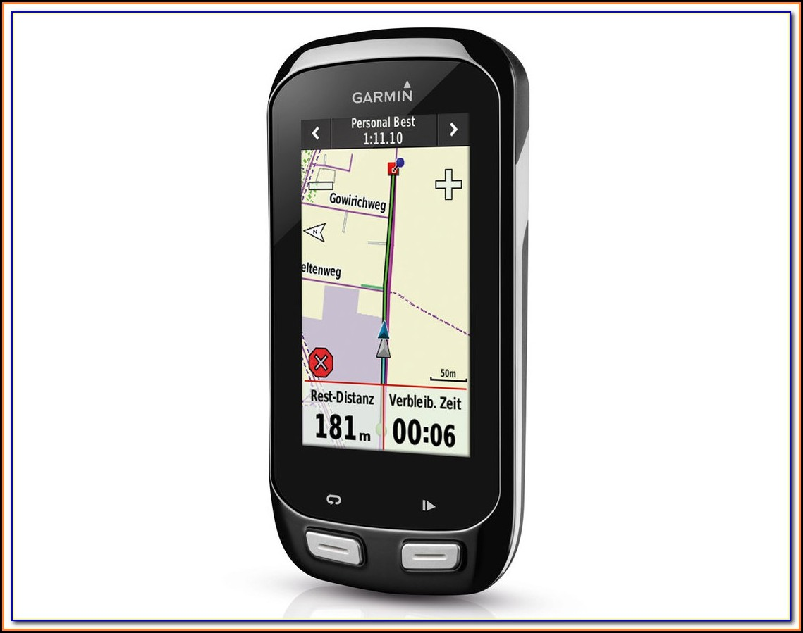 Garmin Edge 1000 Maps Locked