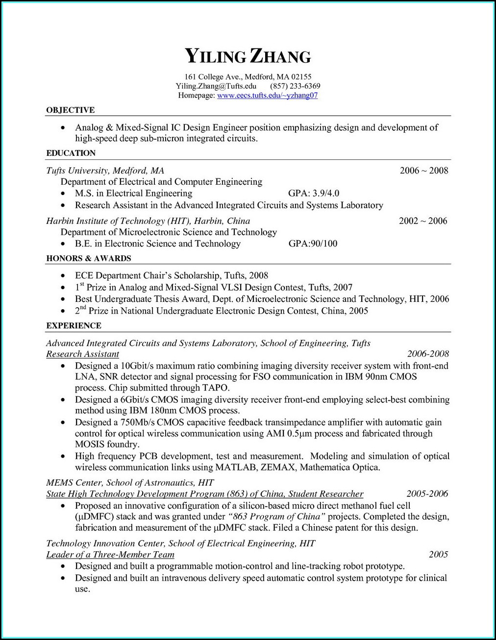 Microsoft Word Resume Wizard Free Download