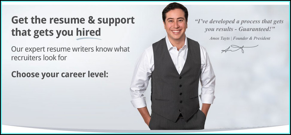 Professional Resume Service Houston Tx