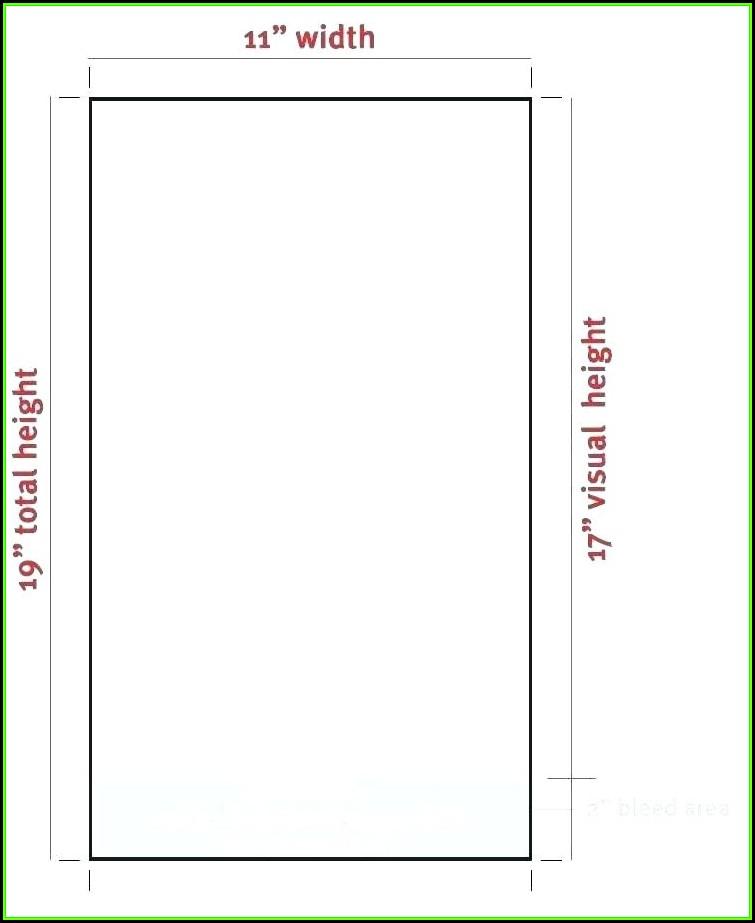 Retractable Banner Template Illustrator