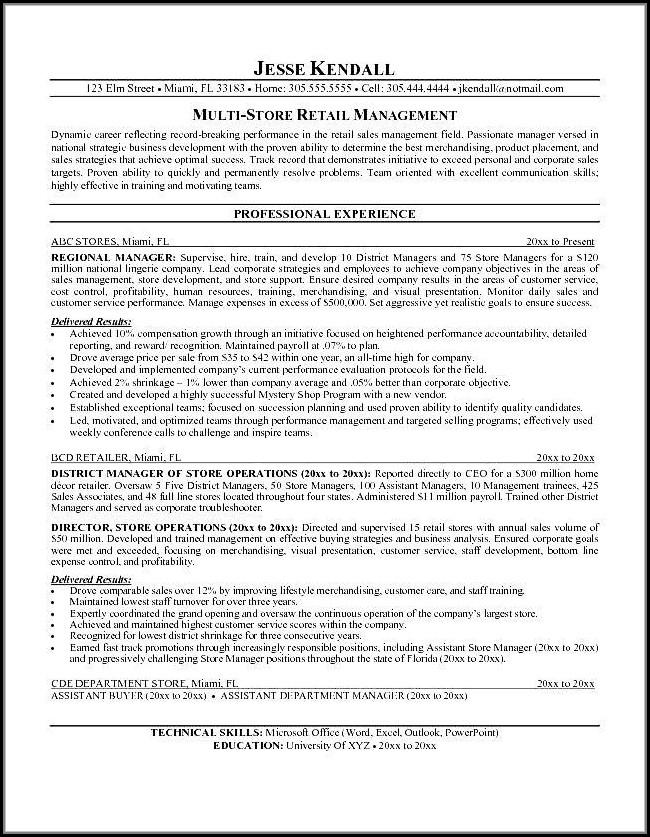 Technical Resume Writing Job Description