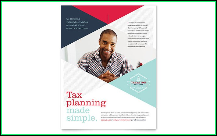 Free Bookkeeping Flyers Templates