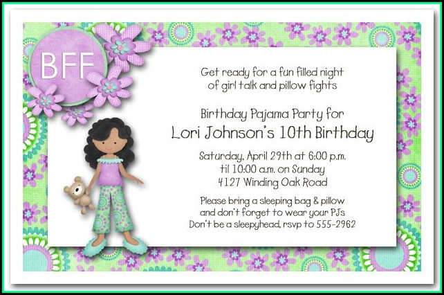 Free Template For Invitation Cards