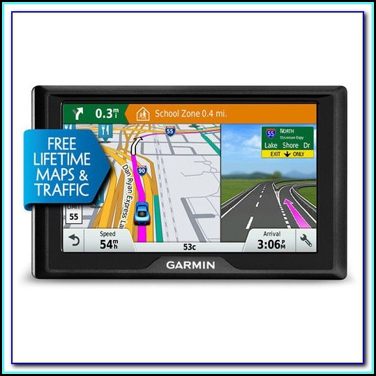 Garmin Nuvi 2595lmt + Free Lifetime Maps & Traffic