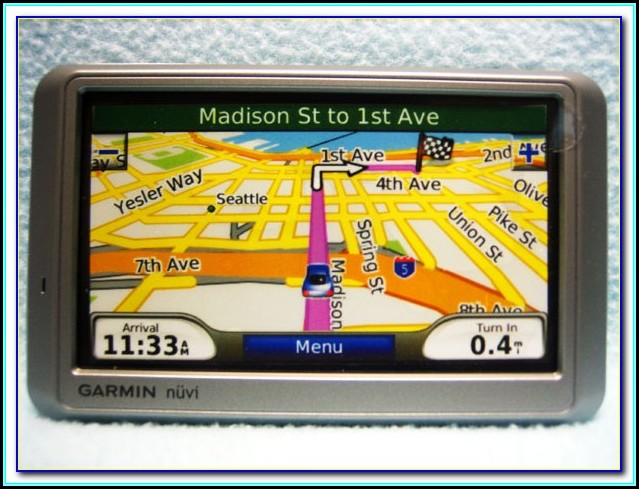 Garmin Nuvi 750 Map Update Hack