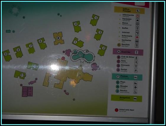 Hotel Playa Paraiso Cayo Coco Map