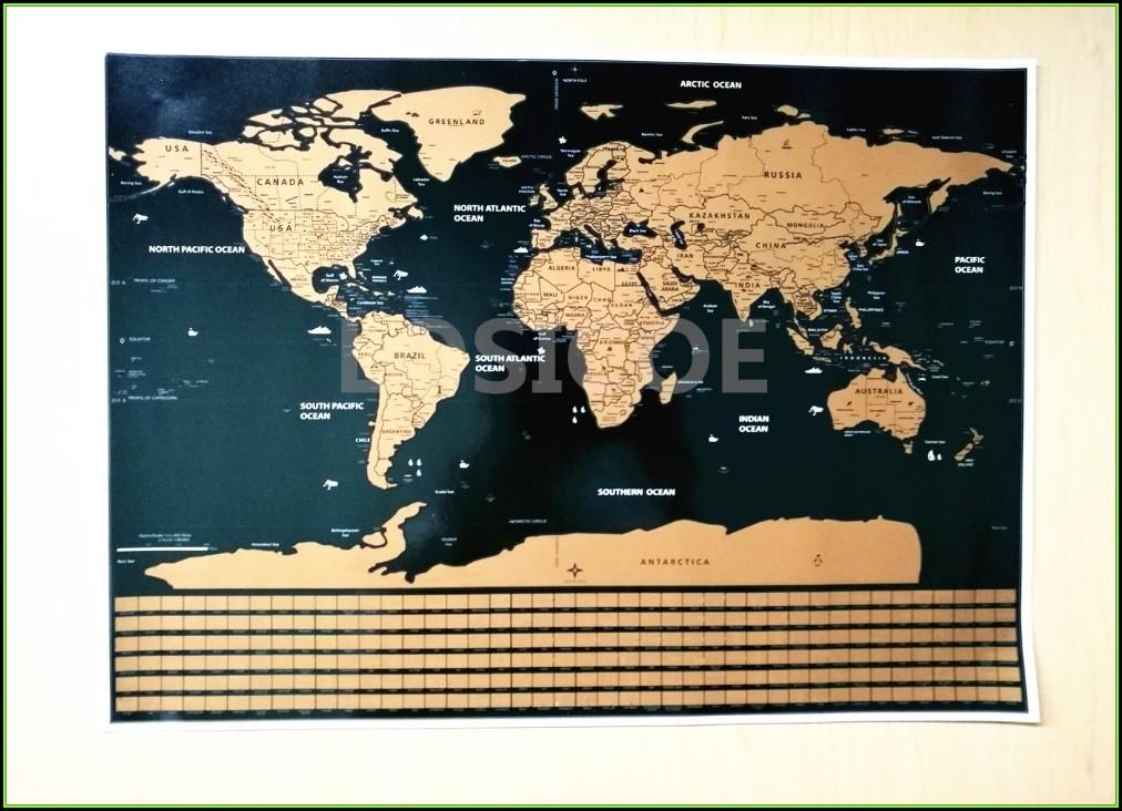 Scratch Map Europe Aliexpress