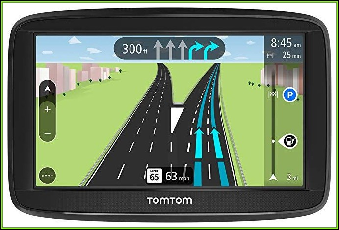Tomtom Gps Free Lifetime Maps