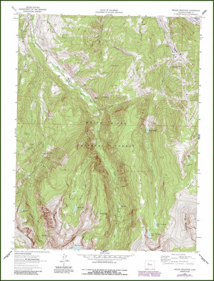 Topo Map Co