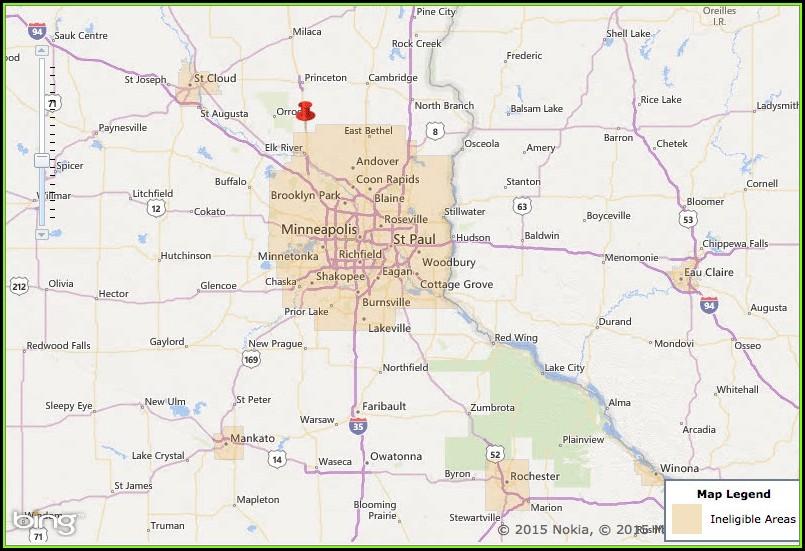 Usda Home Loans Map Oklahoma