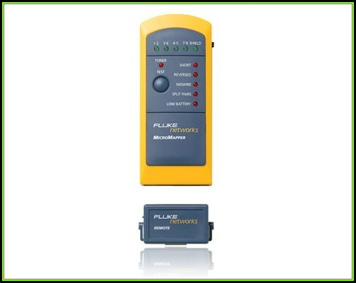 Wiremap Tester